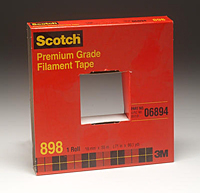 3M Scotch Premium Grade Filament Tape 06894