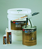 3M Scotch-Weld 8005-containers