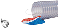 Thermoplastic Hose-2001 Polyurethane-Lined Clear