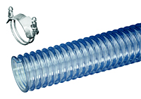 Thermoplastic Hose-WT Hvy Duty PVC Food