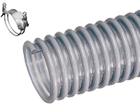 Thermoplastic Hose-WH Med Duty PVC Suction