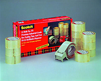 3M scotch-box sealing tape