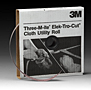 3M Three-M-Ite Eleck-tro-cut cloth untility roll