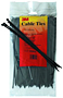 3M Cable  Ties Black
