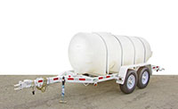 1025 Gallon Leg Tank Trailer (27677)