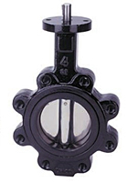 "Apollo 3"" Butterfly Valve (APO143-030-DBE11)"