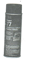 3M™ Super 77 Spray Adhesives
