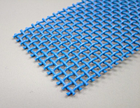 Mono-Flow 2x2 Open Mesh Blue (22MF2000BL)